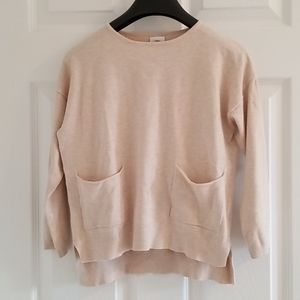 Zara girl's top.
